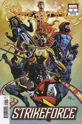 Strikeforce (2019- Variant Cover) (Comic Book) #1.5