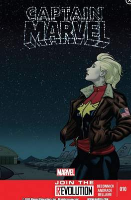 Captain Marvel Vol. 7 (2012-2014) (Comic-Book) #10
