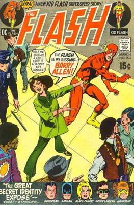 Flash Vol. 1 (1959-1985) #204