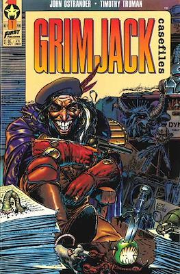 Grimjack Casefiles
