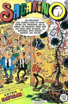 Extras numerados (1981-1985) (Grapa) #72