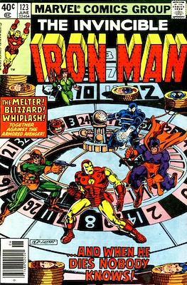Iron Man Vol. 1 (1968-1996) (Comic book) #123