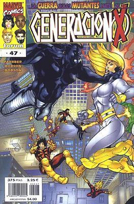 Generación-X Vol. 2 (1996-2000) (Grapa 24 pp) #47