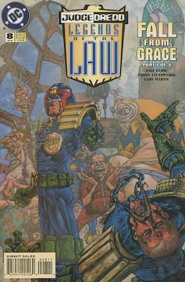 Judge Dredd Legends of the Law #8