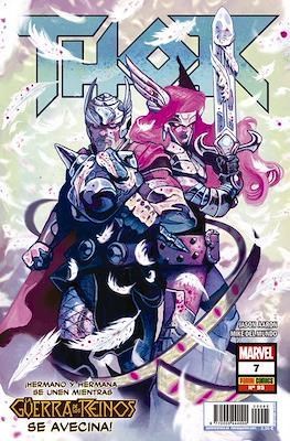 Thor / El Poderoso Thor / Thor - Dios del Trueno / Thor - Diosa del Trueno / El Indigno Thor (2011-) (Grapa) #95/7