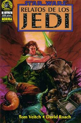 Star Wars. Relatos de los Jedi #5