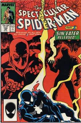 The Spectacular Spider-Man Vol. 1 (Comic Book) #134