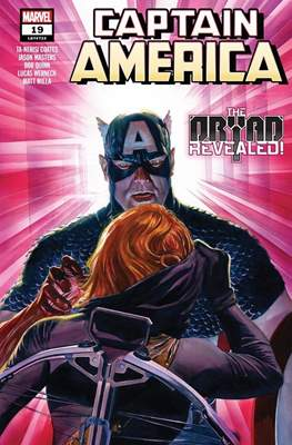 Captain America Vol. 9 (2018-) (Comic-book) #19