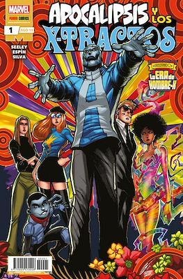 La Era de Hombre-X (Grapa) #6