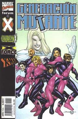 Generación Mutante (2000-2002) #3
