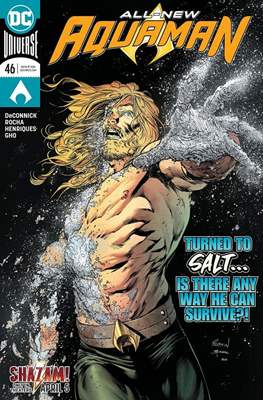 Aquaman Vol. 8 (2016-) (Comic Book) #46