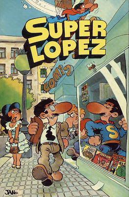 Super Lopez / Super humor