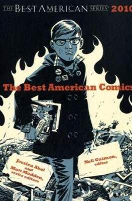 The Best American Comics (Hardcover 326 pp) #5