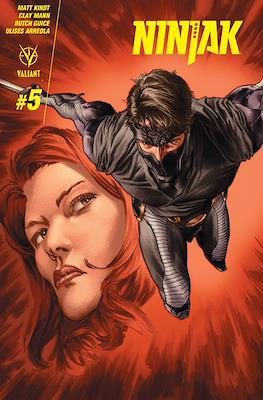 Ninjak(2015) (Comic-book) #5