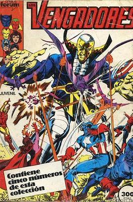 Los Vengadores Vol. 1 #0.4