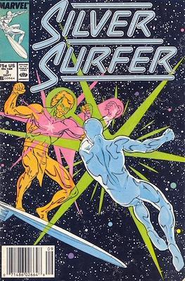 Silver Surfer Vol. 3 (1987-1998) #3