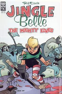Jingle Belle: The Mighty Elves