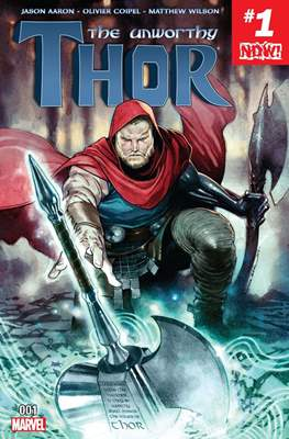 The Unworthy Thor (Comic-book) #1