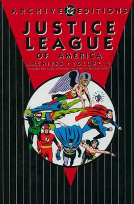 DC Archive Editions. Justice League of America (Hardcover) #6