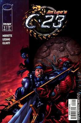 Jim Lee's C-23 #5