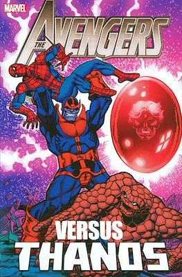 The Avengers versus Thanos