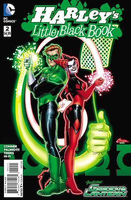 Harley's Little Black Book (Comic Book) #2