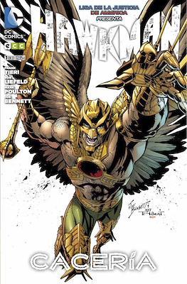 Hawkman. Nuevo Universo DC (Rústica 136-112 pp) #1