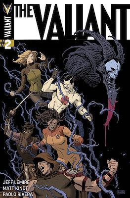The Valiant (2014) #2