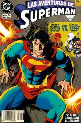 Superman (1993-1996) (Grapa 48-72 pp) #36