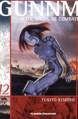 Gunnm. Alita, ángel de combate (192 pág. B/N) #12