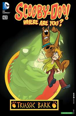 Scooby-Doo! Where Are You? (Comic Book) #63