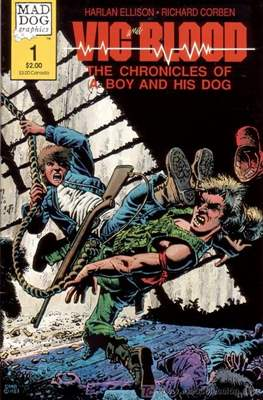 Vic and Blood (Comic Book) #1