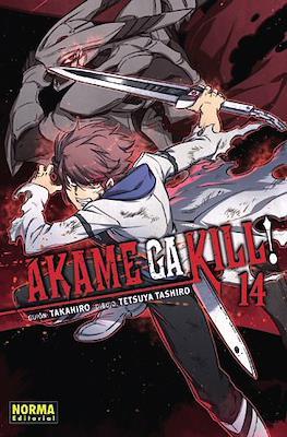 Akame ga Kill! (Rústica con sobrecubierta) #14