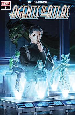 Agents of Atlas Vol. 3 (2019-) (Comic Book) #3