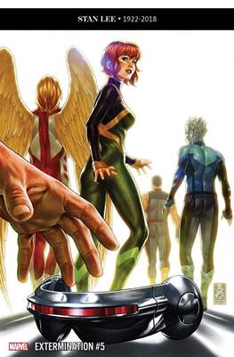 Extermination (Comic book) #5