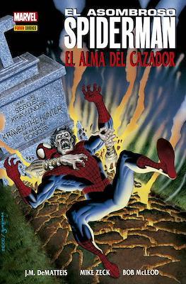 El Asombroso Spiderman: El alma del cazador (Cartoné 288 pp) #