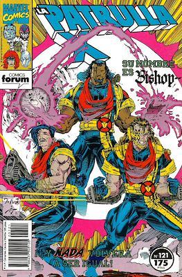 La Patrulla X Vol. 1 (1985-1995) #121