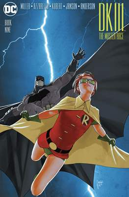 Dark Knight III: The Master Race (Variant Cover) (Comic Book) #9