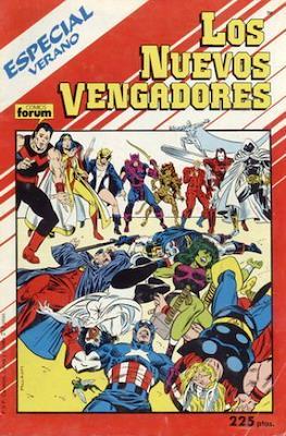 Los Nuevos Vengadores vol. 1 Especiales (1987-1994) (Grapa. 19x27. 64 páginas. Color.) #2
