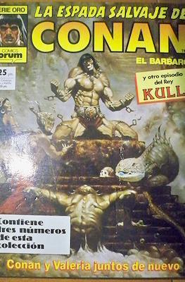 La Espada Salvaje de Conan - Álbum especial #8