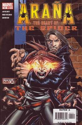 Araña: The Heart of the Spider (2005-2006) #11