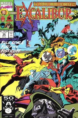 Excalibur Vol. 1 (Comic Book) #39