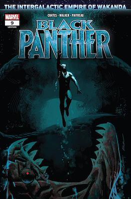 Black Panther (Vol. 7 2018-...) (Comic Book) #9