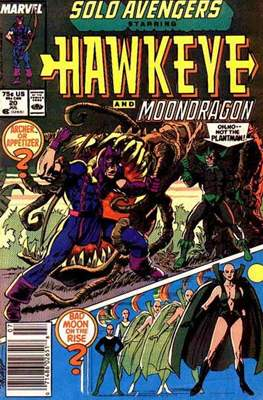 Solo Avengers / Avengers Spotlight (Comic book) #20