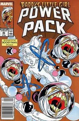 Power Pack (1984-1991; 2017) (Grapa) #45