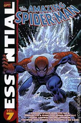Essential The Amazing Spider-Man #7