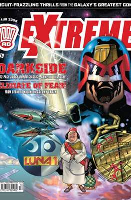 2000 AD Extreme Edition #10