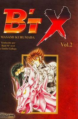 B't X (Rústica con sobrecubierta) #2