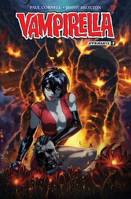 Vampirella (2017) (Comic-book) #2