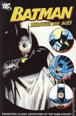 Batman Through The Age